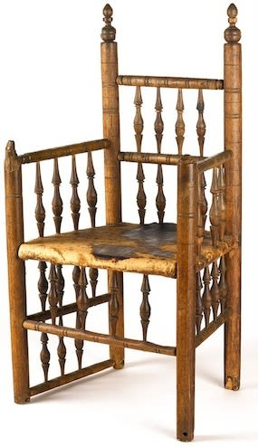 the brewster chair 10 pieces of early american furniture