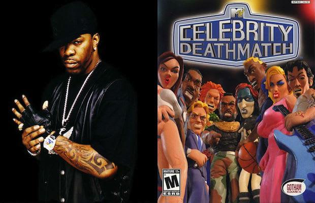 Celebrity deathmatch collector