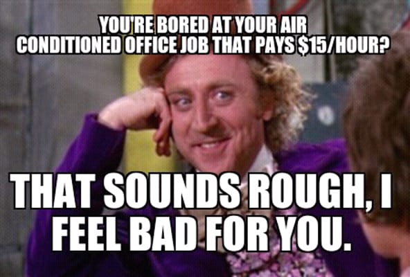 Funniest Meme Sounds : Sounds rough the funniest condescending wonka memes