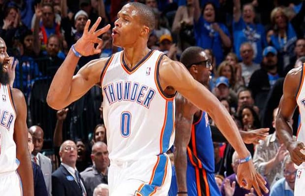 Russell Westbrook, Thunder - The 25 Most Valuable Players ...