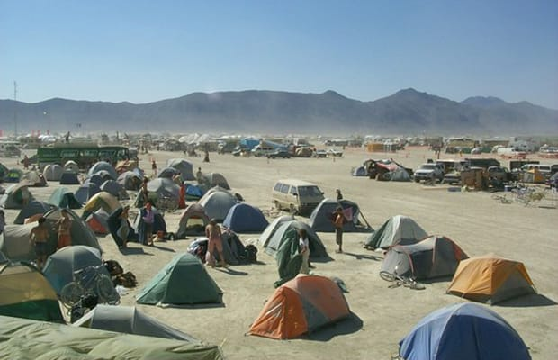 Burning Man The 10 Worst Places To Have Sex Complex