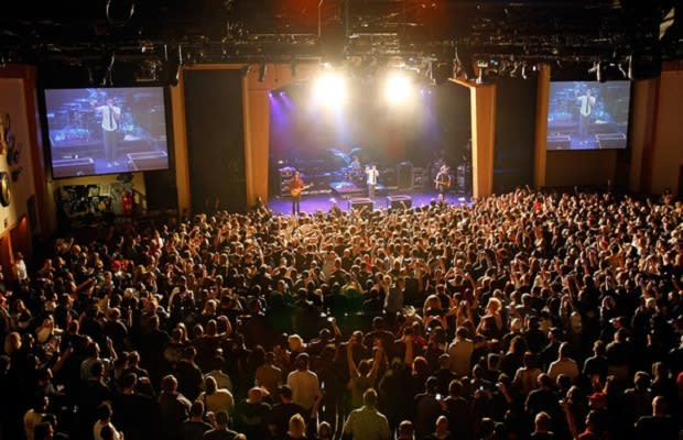 The Joint The 50 Best Concert Venues In America Complex