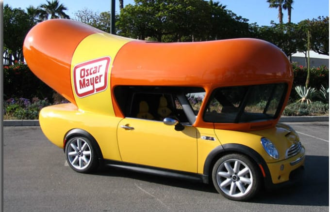 2008 the history of the oscar mayer wienermobile complex. Black Bedroom Furniture Sets. Home Design Ideas