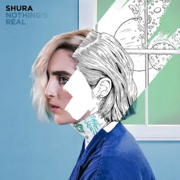 shura-nothings-real-album-art