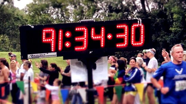 Celebrity Marathon Times - Race Times of Famous Marathon ...