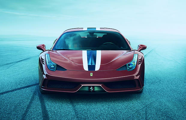 Ferrari 458 Italia The 20 Greatest Italian Sports Cars