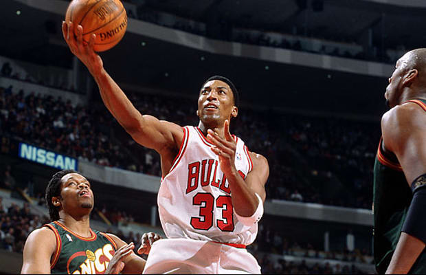 Scottie Pippen - The 25 Greatest Playoff Performers in NBA History | Complex