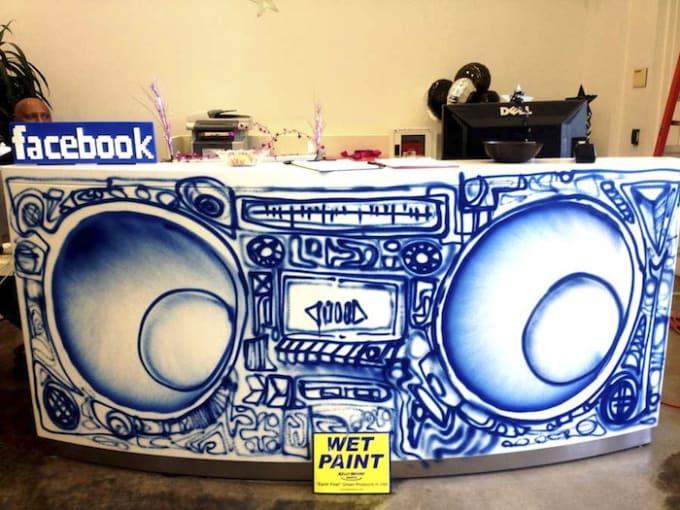 David choe the 50 greatest street artists right now for Porte zen fiber