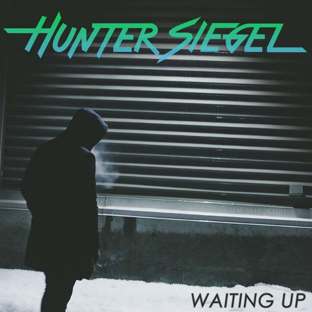 Hunter Siegel Waiting Up Cover Art small