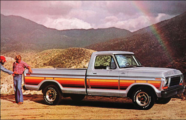 1978 Free Wheelin Fords The 25 Best Ford F Series