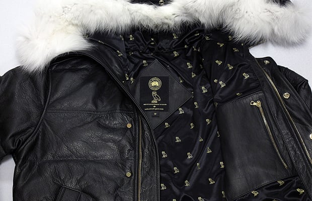 Canada Goose mens online store - October's Very Own x Canada Goose Chiliwack Jacket Now At ...