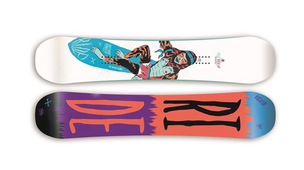 Ride Snowboards Buck Up
