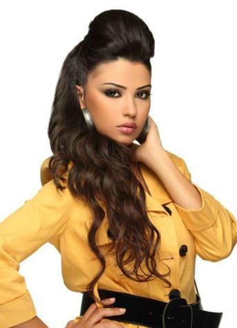 Hottest lebanese women