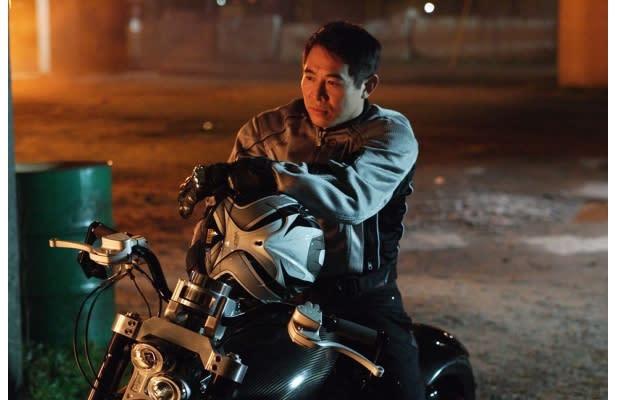 War - Gallery: The 25 Most Badass Movie Motorcycles | Complex