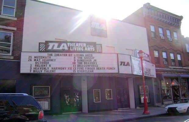 Ez Ride Auto >> Theatre of Living Arts (TLA) - The 50 Best Concert Venues ...
