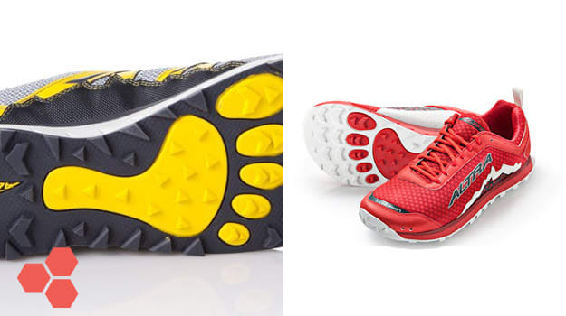 Altra TrailClaw Outsole