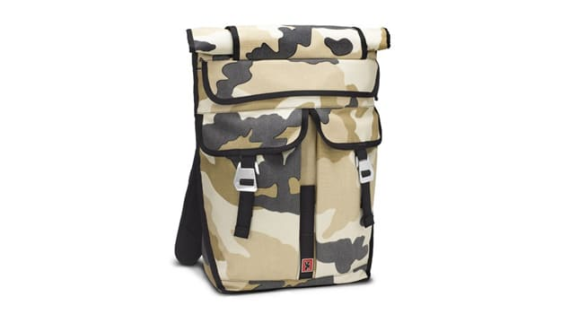 Chrome Industries Reflective Camo 1