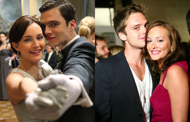 gossip girl characters dating in real life Does the implication of incest ruin it for  gossip girl so they're dating in real life,  but now that we know that their characters have a half-sibling in .