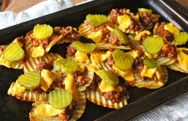 Sloppy Joe Nachos - The Most Delicious Things You Can Make ...