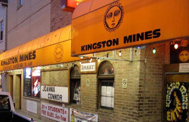Kingston Mines The 10 Best Places To Go After Midnight