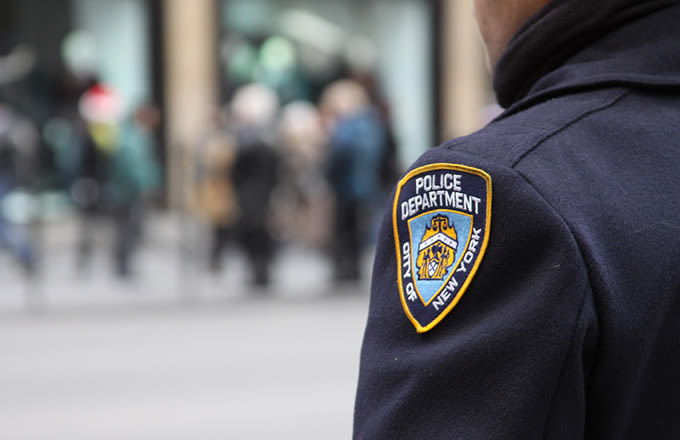 Feds arrest ex-NYPD officer in prostitution case