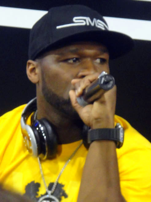 50 Cent and Dr. Dre Sued news
