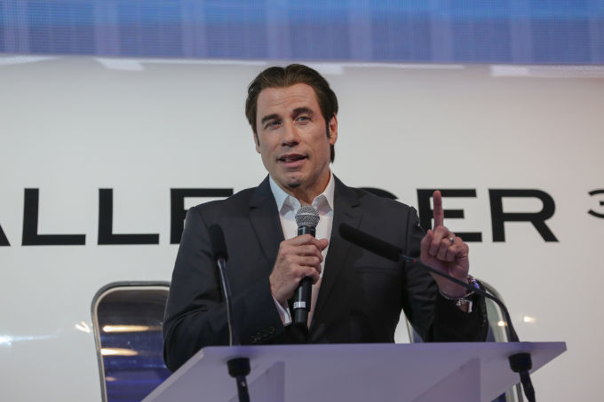 Happy Birthday, John Travolta! | Photo: Getty Images... instagram