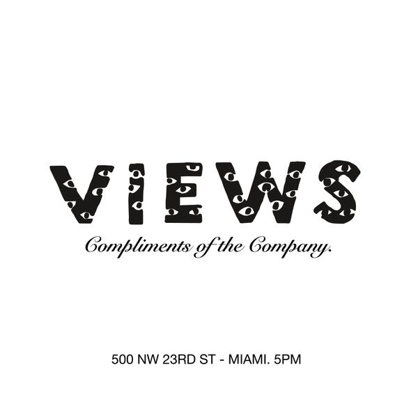 "Drake's ""Views From the 6"" Pop Up Shop Is About to Take Over Los Angeles news"