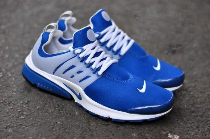 Nike Air Presto 6 Black Royal Blue Volt