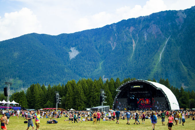 Pemberton's Party In The Mountains Is A Tough Act To Follow news