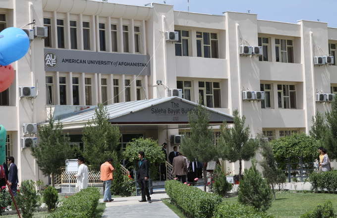 Sad News! Gunfire, blast at American University in Kabul kills 12