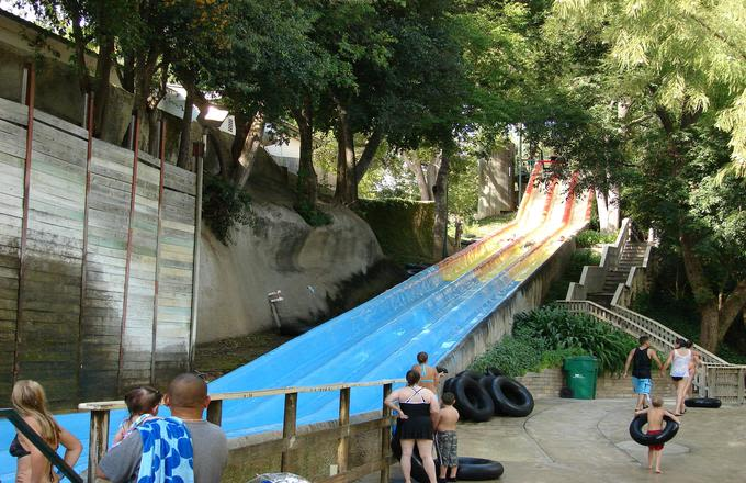 World's largest water slide closed for remainder of season after fatality