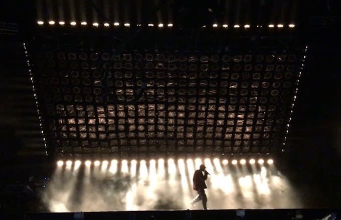 Kanye West's Paradise Music Festival Performance Looks Incredible news