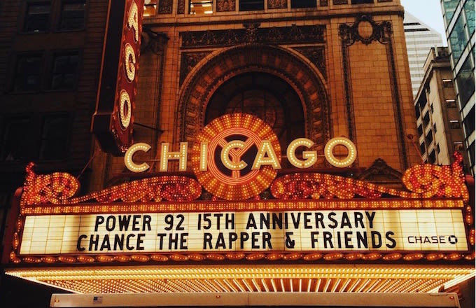 Chance The Rapper Delivered a Blowout Homecoming Show at the Chicago Theatre Last Night news