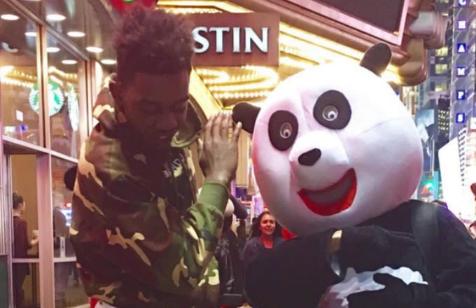 "Desiigners ""Panda"" Reaches New Peak at No. 2 on the Billboard Hot 100 Chart news"