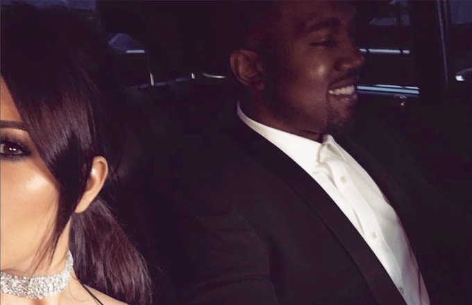 Kanye West Hilariously Interrupts Friends Wedding With Imma Let You Finish Quote [VIDEO] news