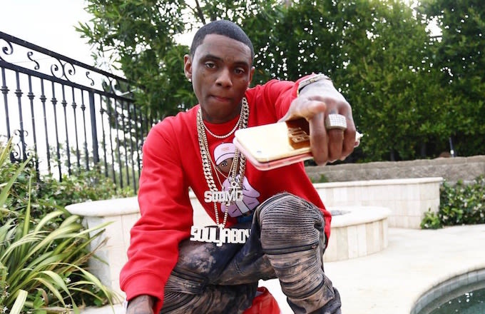 Soulja Boy's 'Rockstar' Mixtape Is Available for Streaming news