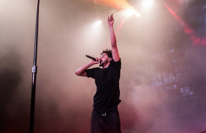 "J. Cole Reveals His Show at the Meadows Festival Will Be His Last ""For a Very Long Time"" news"