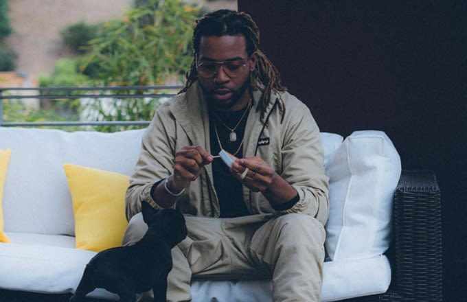 """PARTYNEXTDOOR Debuts """"Come and See Me"""" Video With Kylie Jenner on Snapchat news"""