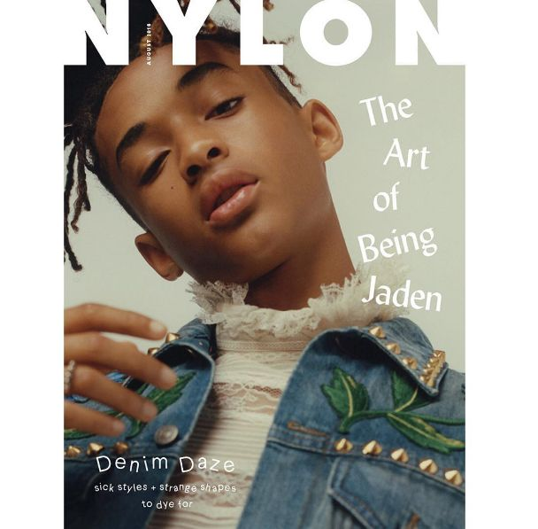 Jaden Smith Explains Why Its Important He Wears Skirts news