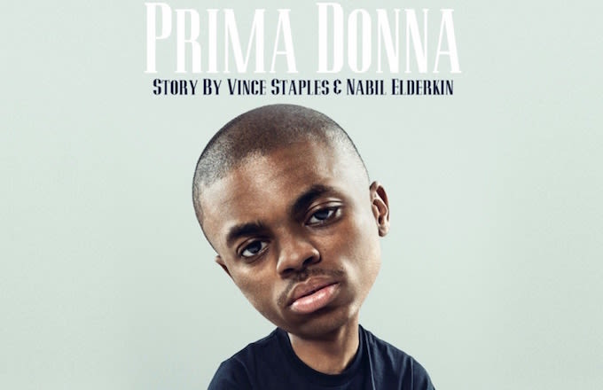 Vince Staples Debuts 'Prima Donna' EP With Zane Lowe news