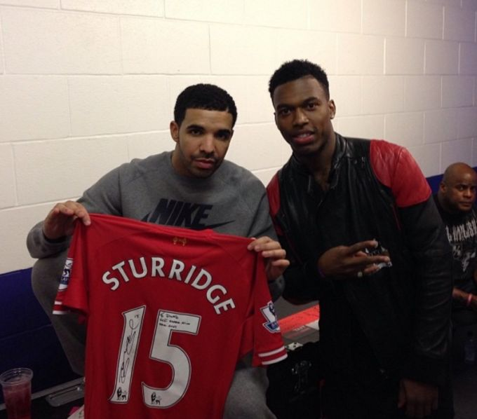 Daniel Sturridge Says He's Actually Started to Produce Music news
