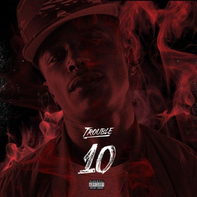 Trouble Is About To Put Leicester Rap On The Map With His '10' Mixtape news