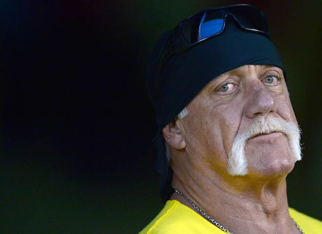 Hulk Hogan awarded $115 million from jury in Gawker sex tape trial