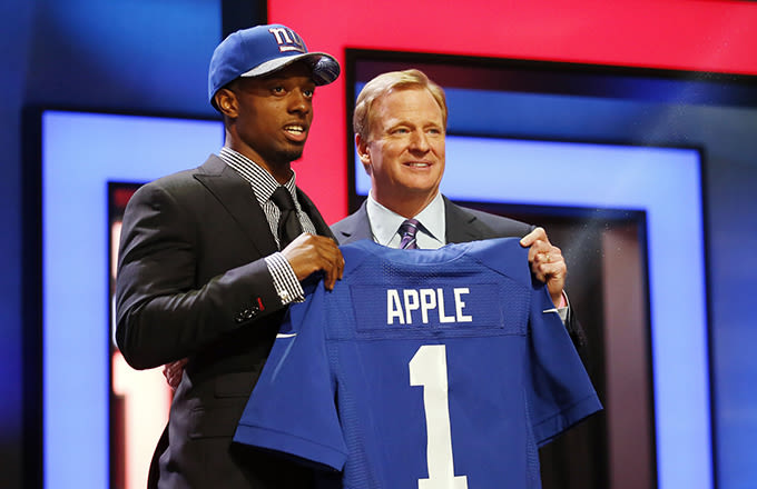 NFL Draft Grade: New York Giants