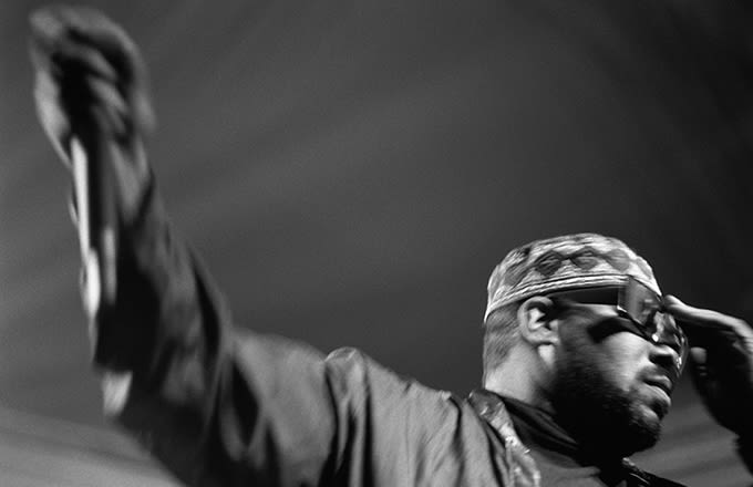 Afrika Bambaataa Ousted as Leader of the Universal Zulu Nation news