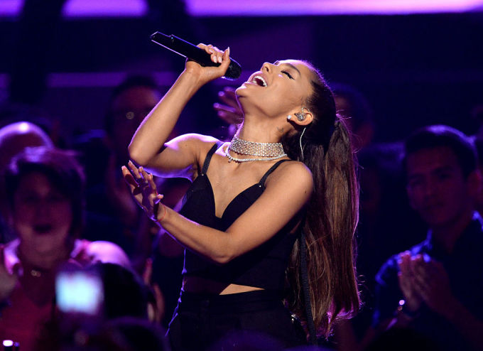 "Ariana Grande and David Guetta Sued for Ripping Off ""One Last Time"" news"