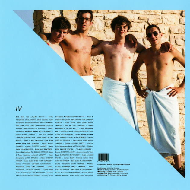 "BADBADNOTGOOD Announce New Album 'IV' & Debut ""Time Moves Slow"" f/ Samuel T. Herring of Future Islands news"