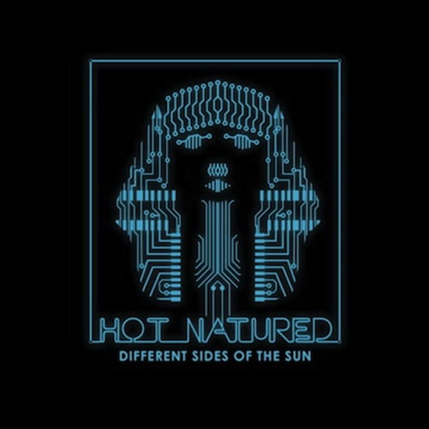 Hot-Natured-announce-debut-album-Different-Sides-of-The-Sun