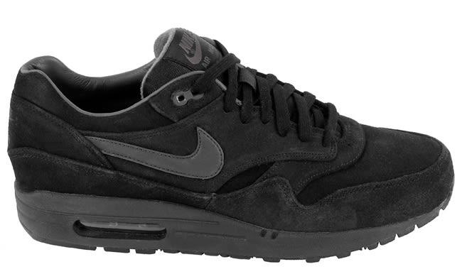 Nike Air Max 1 PRM \u0026quot;Black/Anthracite\u0026quot;